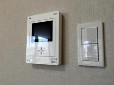 サンコート千歳台 TVモニター付きインターホン