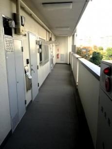 野沢ビューグリーン 外廊下