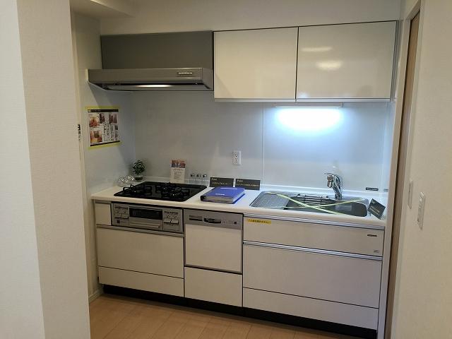 コスモ二子玉川 キッチン