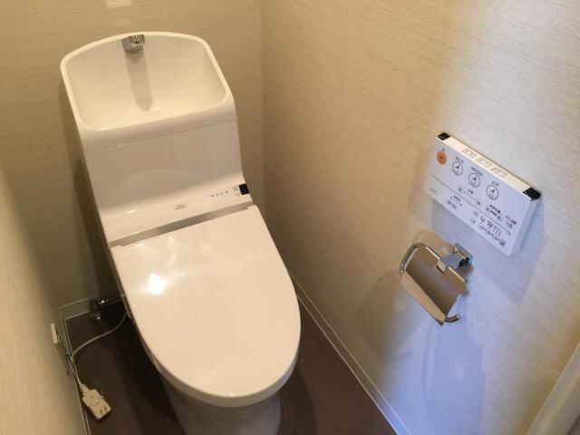 野沢ビューグリーン トイレ