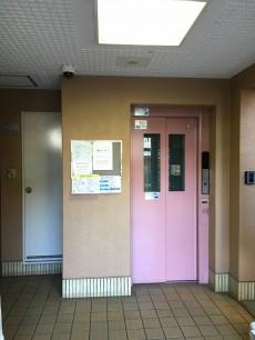 コスモ二子玉川 エントランスホール