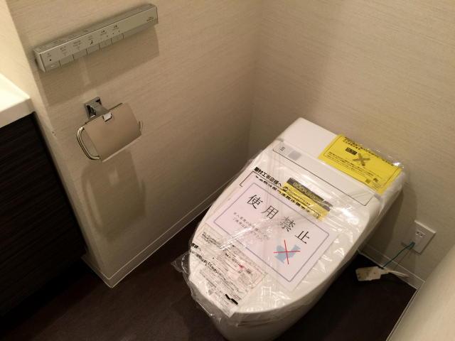 パレ駒場 トイレ