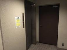 パレ駒場 エレベーター