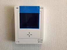 池ノ上グロリアハイツ TVモニター付きインターホン