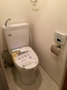 大京町サンハイツ トイレ