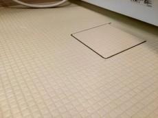 大京町サンハイツ バスルーム床