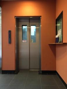 アルシオン芝浦 エレベーター