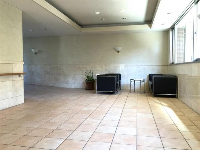 クリオ八幡山壱番館 エントランスホール