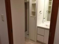 クリオ八幡山壱番館 洗面室&バスルーム