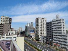 ユニー千石 7階眺望