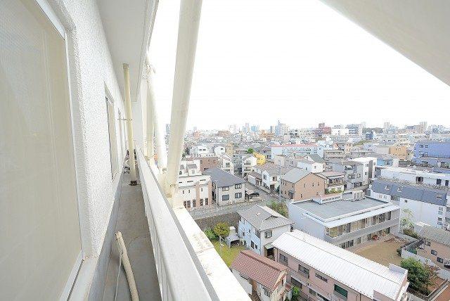 イトーピア五反田 眺望