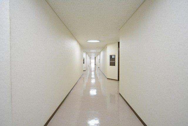 イトーピア五反田 内廊下