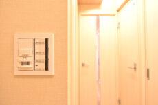 ジェイパーク渋谷神泉 玄関