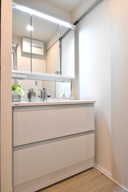 ジェイパーク渋谷神泉 洗面室