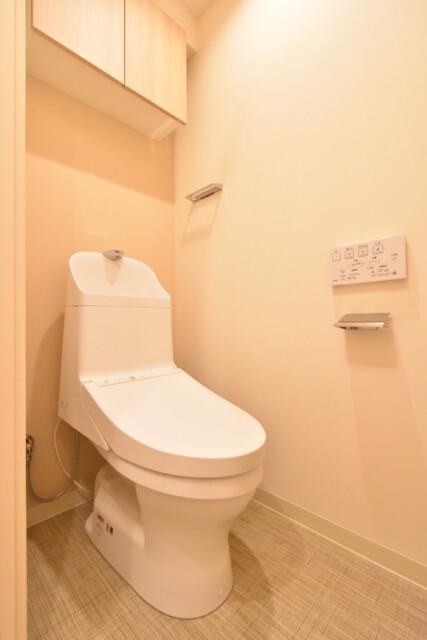 ジェイパーク渋谷神泉 トイレ
