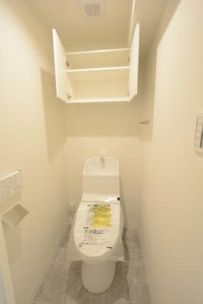 ニックハイム中目黒1006 (47)トイレ