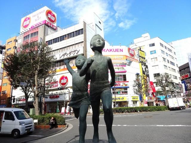 西蒲田スカイハイツ 明日へ走れ