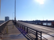 ソフトタウン晴海 晴海大橋