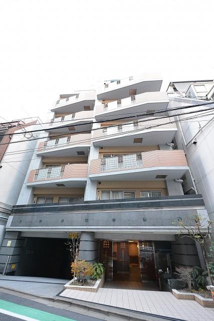 ジェイパーク渋谷神泉 外観