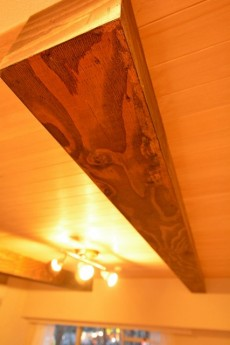 原宿第8宮庭マンション 18.3帖のLDKの天井