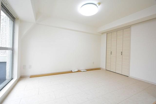 ハイツサト赤坂 ベッドルーム