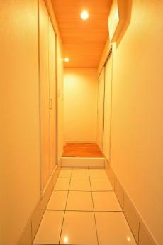 原宿第8宮庭マンション 玄関