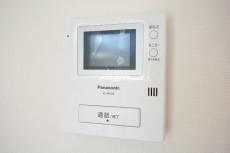 サンハイツ北新宿 TVモニター付きインターホン