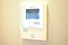 マートルコート奥沢 TVモニター付きインターホン