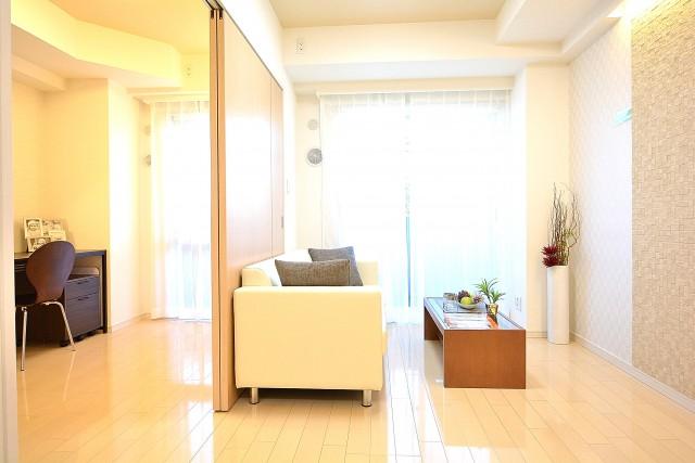 レグノ・スイート三軒茶屋 LD+洋室