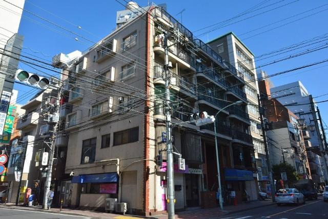 東武ハイライン西蒲田 外観