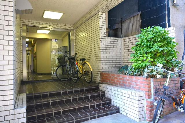 東武ハイライン西蒲田 エントランス