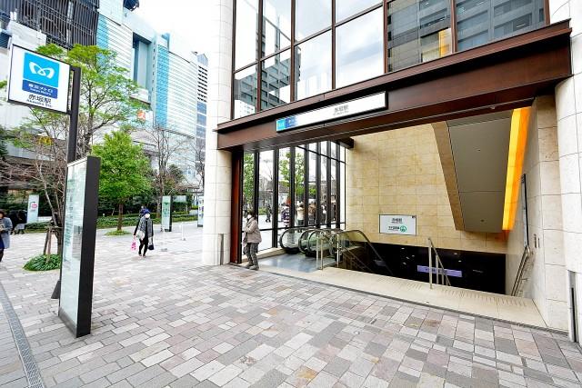 ハイツサト赤坂 赤坂駅