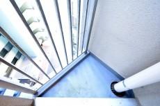ライオンズマンション大森第3 5.5帖洋室のバルコニー