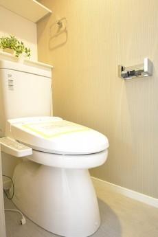 秀和奥沢レジデンス トイレ