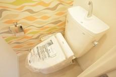 ルーブル駒沢大学Ⅱ ウォシュレット付きトイレ