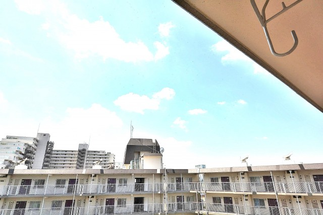 ニックハイム多摩川 眺望