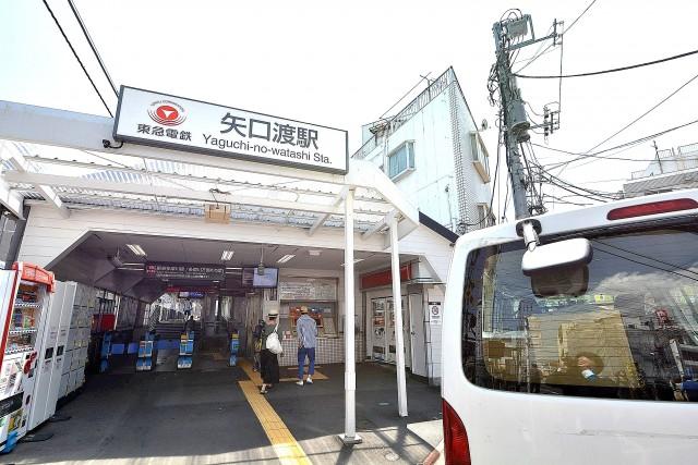 ニックハイム多摩川 駅