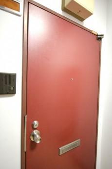 サンサーラ池袋 玄関扉