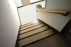 サンサーラ池袋 共用階段