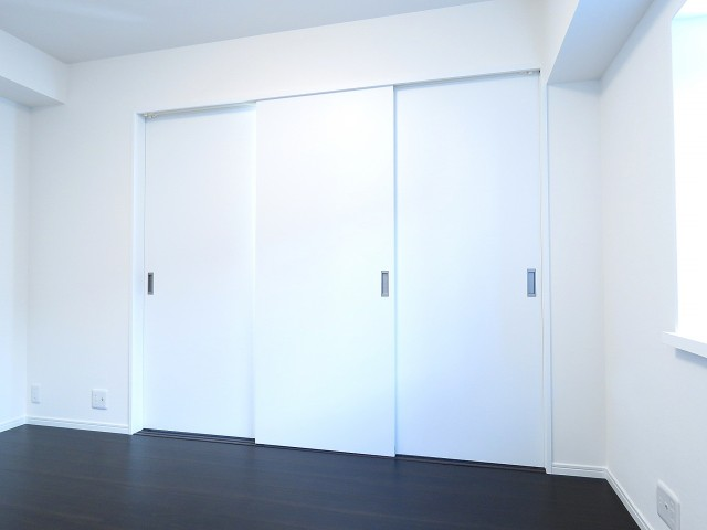 アドリーム東麻布 可動式の扉