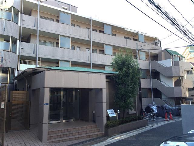 サンマンションアトレ新宿戸山 外観