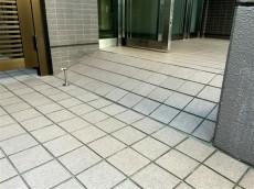 サンマンションアトレ新宿戸山 エントランス