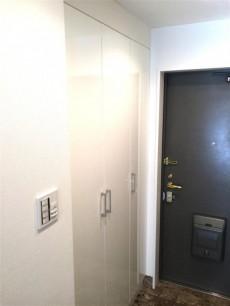 サンマンションアトレ新宿戸山 シューズボックス