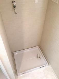 サンマンションアトレ新宿戸山 洗濯機置場