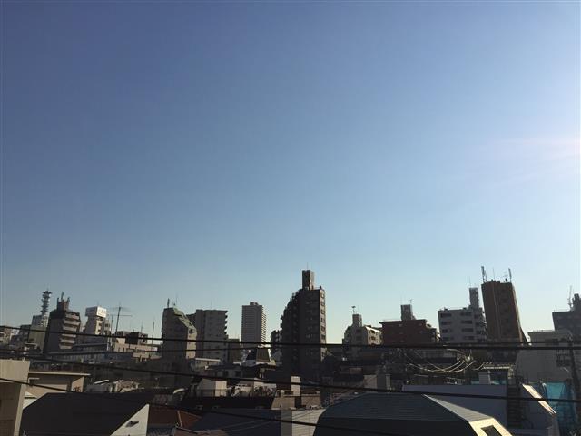 サンマンションアトレ新宿戸山 眺望