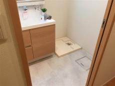 チュリス代々木 洗面室&バスルーム