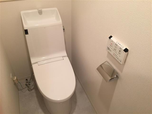 チュリス代々木 トイレ