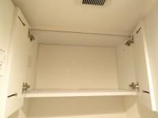 西蒲田スカイハイツ トイレの吊戸棚