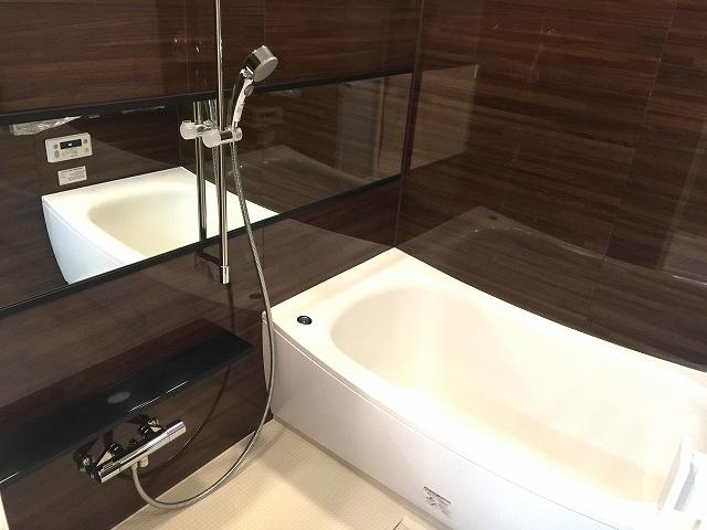ハイネス小石川 バスルーム