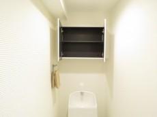 レヂオンス大山 トイレの吊戸棚